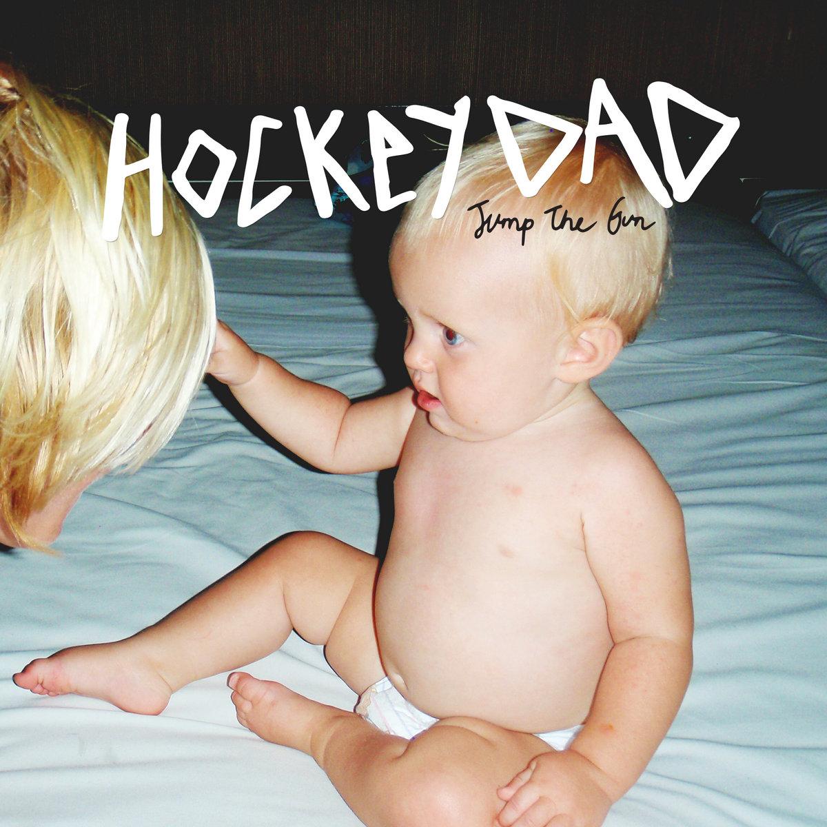 Jump The Gun Hockey Dad