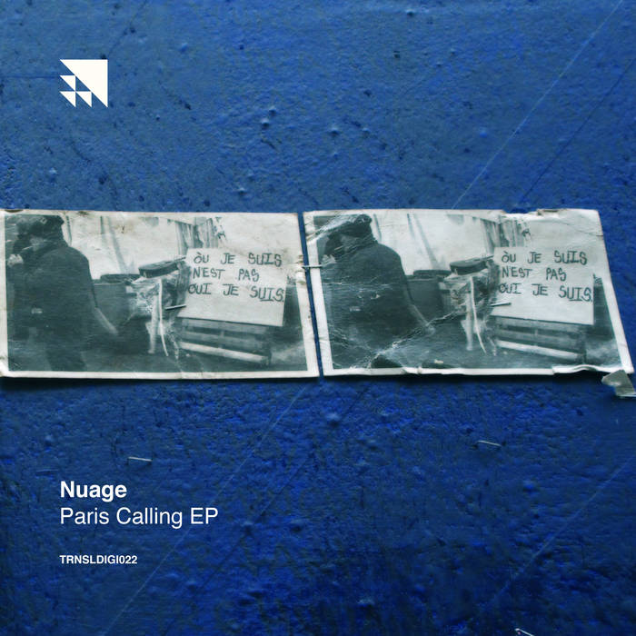Paris Calling EP cover art