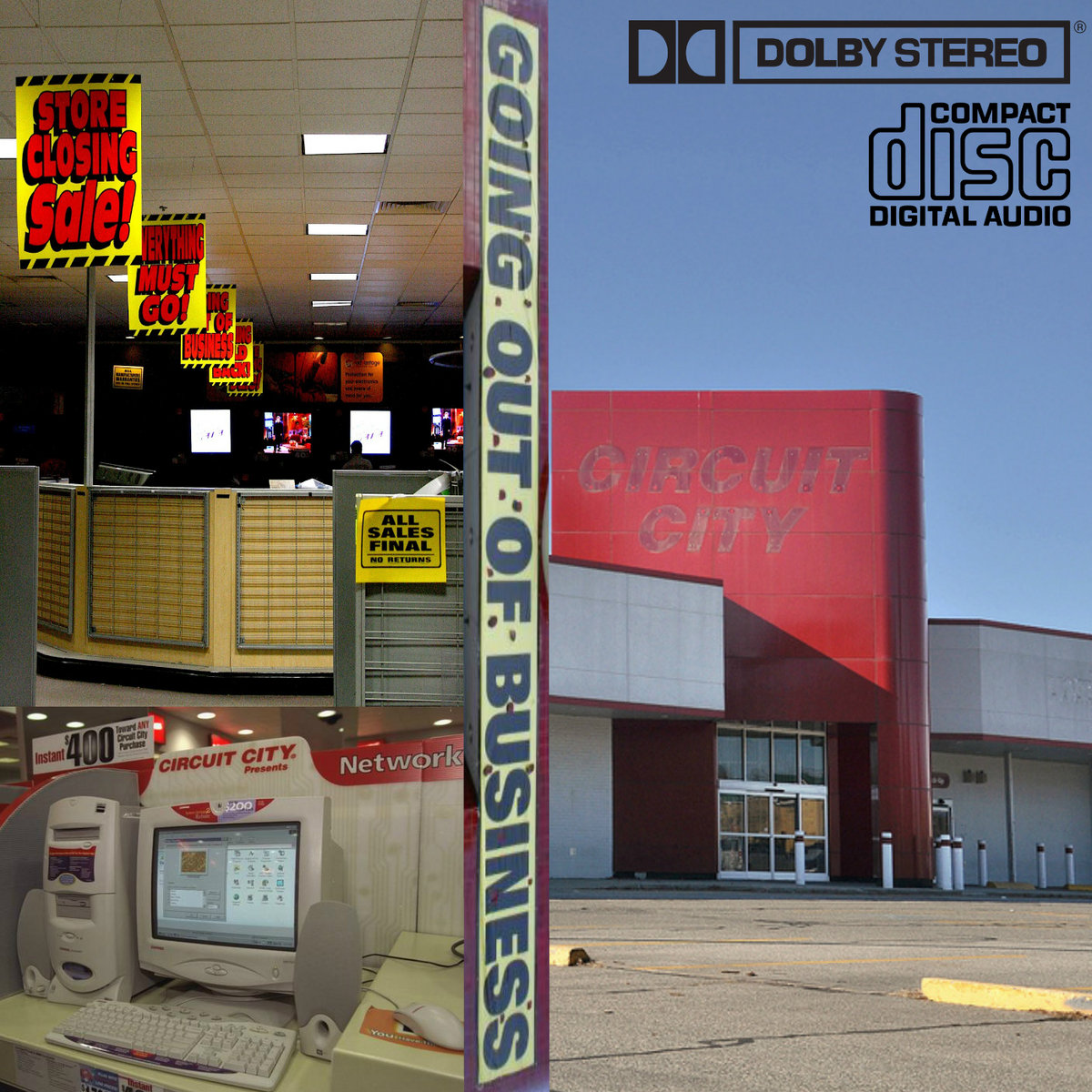 Going Out Of Business From Circuit City Capital By FOTOshoppe