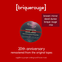 Random Factor - Broken Mirror (David Duriez Brique Rouge Mix) [2019 Remastered] cover art