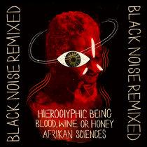 Black Noise Remixed cover art
