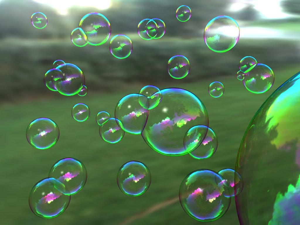 Love Bubbles (Oxygene) | Suduaya