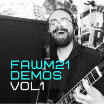 FAWM21 Demos Vol 1 cover art