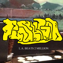 L.A. BEATS 2 MILLION cover art