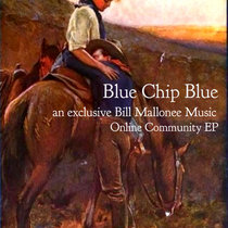 BLUE CHIP BLUE cover art
