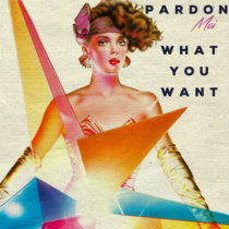 Pardon Moi - What You Want (Original Mix - Demo) cover art