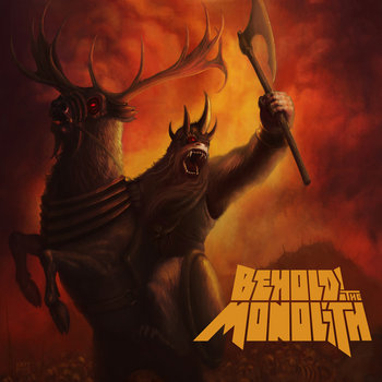Behold! The Monolith LP by Behold! The Monolith