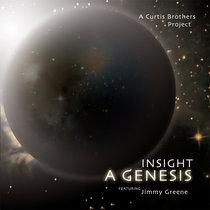 A Genesis cover art