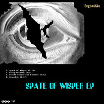 Spate Of Whisper EP cover art