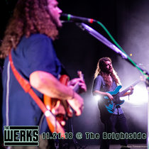 Werksgiving LIVE @ The Brightside - Dayton, OH 11.21.18 cover art