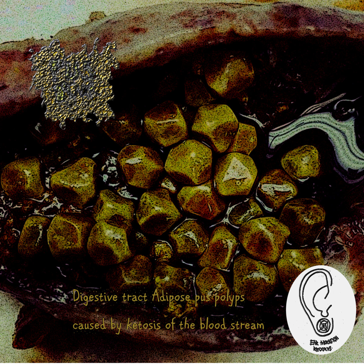 56 Untitled Pus Oozing Polyps | Ear Abrasion Records