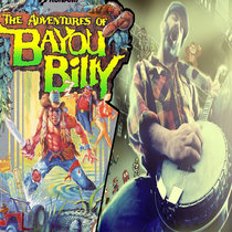 The Adventures of Bayou Billy cover art