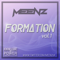 Meenz - Formation EP cover art