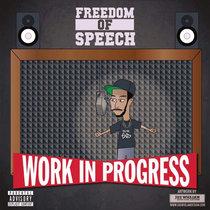 Work In Progress EP cover art