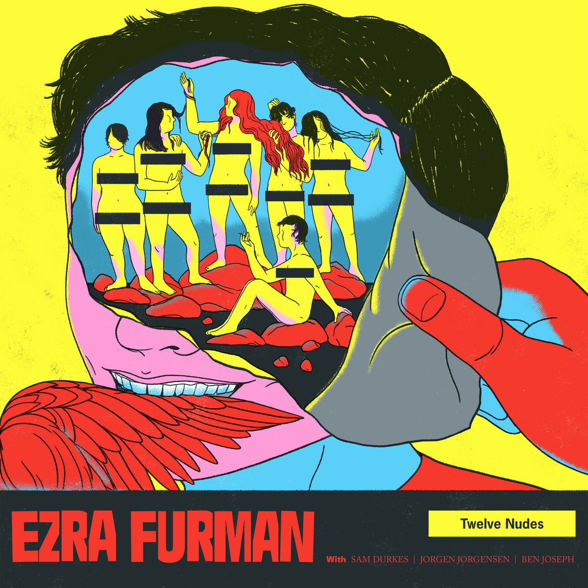 Image result for Twelve Nudes - Ezra Furman