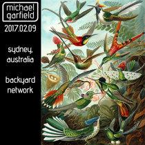 2017-02-09 Backyard Network (Sydney, Australia) cover art