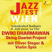 Live at Jazz Fest Wien 2012 cover art