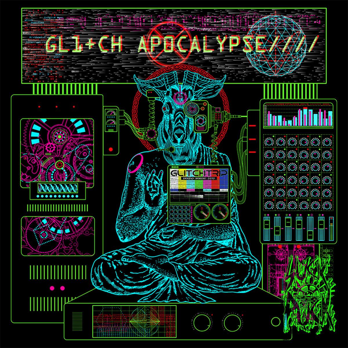 Glitch Apocalypse Suck Puck Recordz