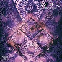 OPEN THE DOOR EP cover art