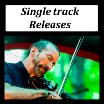 Single track releases cover art
