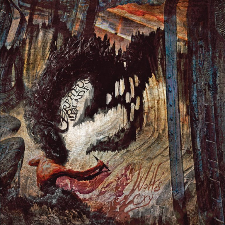 For Each Man Kills Pitch Black Records - Painting that kills you