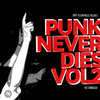 Punk Never Dies Vol. 2 Cover Art