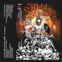 Metal Assault Mixtape: Vol. 3 cover art