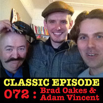 Ep 072 : Brad Oakes & Adam Vincent love the 16/05/13 Letters cover art