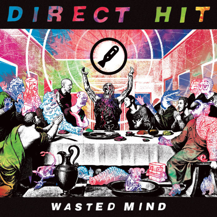 Wasted Mind cover art