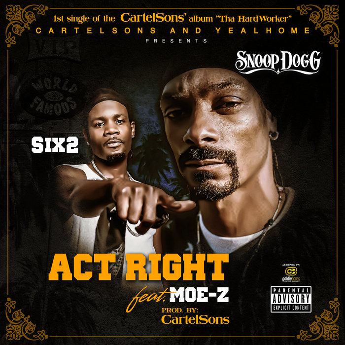 SINGLE *** SNOOP DOGG, SIX TWO (DR DRE FORMER) and MOE Z