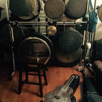 Acoustic Sanctuary Project: A Room of Gongs cover art
