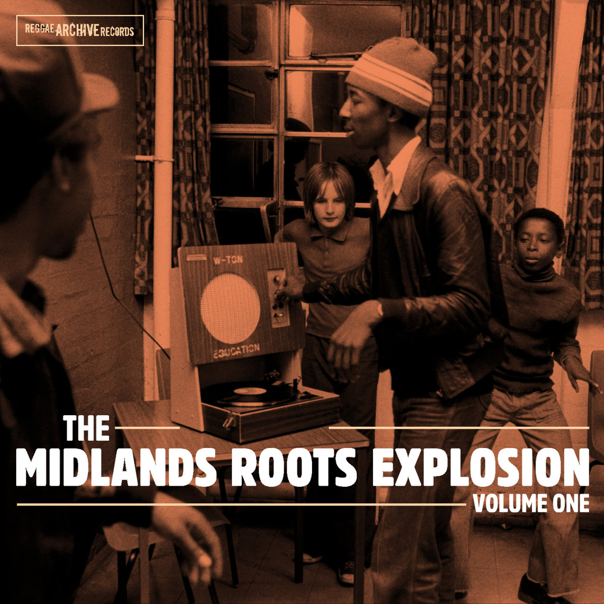 The Midlands Roots Explosion Volume One | Reggae Archive Records
