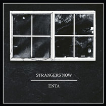 Strangers Now split cover art