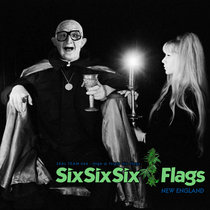 High @ SixSixSix Flags New England cover art