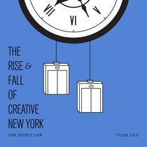 7. The Rise and Fall of Creative New York cover art