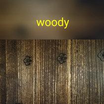 Michiru Aoyama「Woody」 cover art