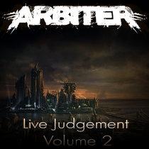 Live Judgement, Vol. 2 cover art