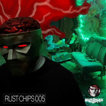 Rust Chips 005 by Rusty Joints