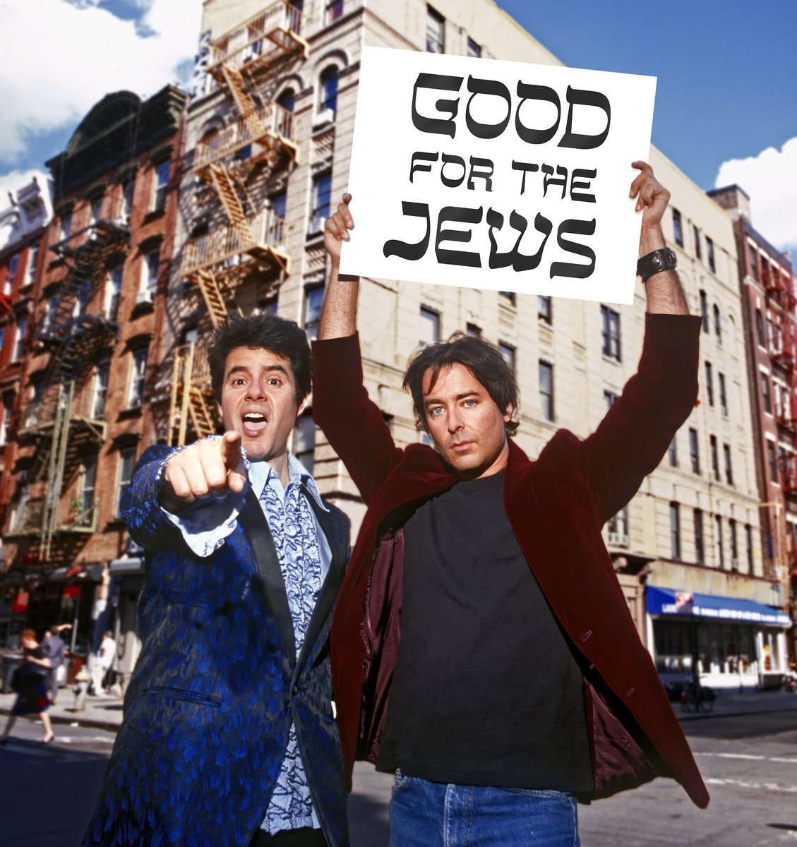 It\'s Good To Be A Jew At Christmas | Good For The Jews