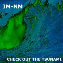 Check Out The Tsunami cover art