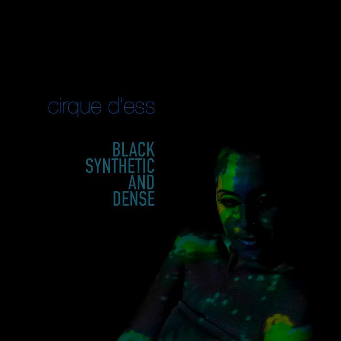 Black Synthetic and Dense | CIRQUE D'ESS