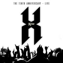 X - The Tenth Anniversary (Live 2019) cover art