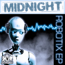 Robotix EP cover art
