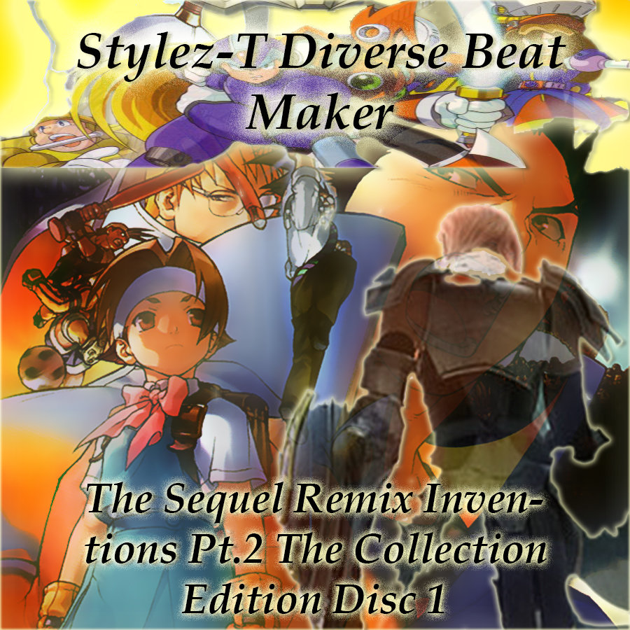Hunter Base Remix (Intro)   Stylez-T Productions