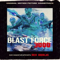 Blast Force 3000 - EP cover art