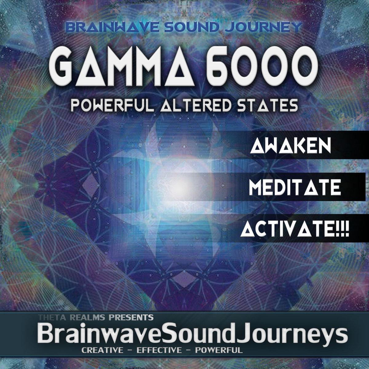 GAMMA 6000 - THETA & HYPER GAMMA MEDITATION | Theta Realms