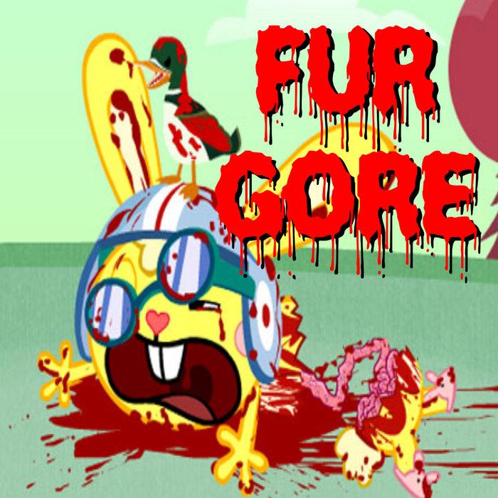 Fur-pile blood bath orgy EP | Fur Gore FxGx