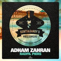 Adham Zahran - Radfil Piers cover art