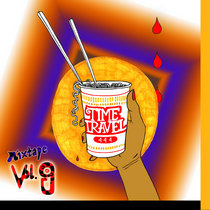 Time Travel 444 Mixtape, Vol. 9 cover art