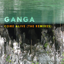 Come Alive (The Remixes) cover art